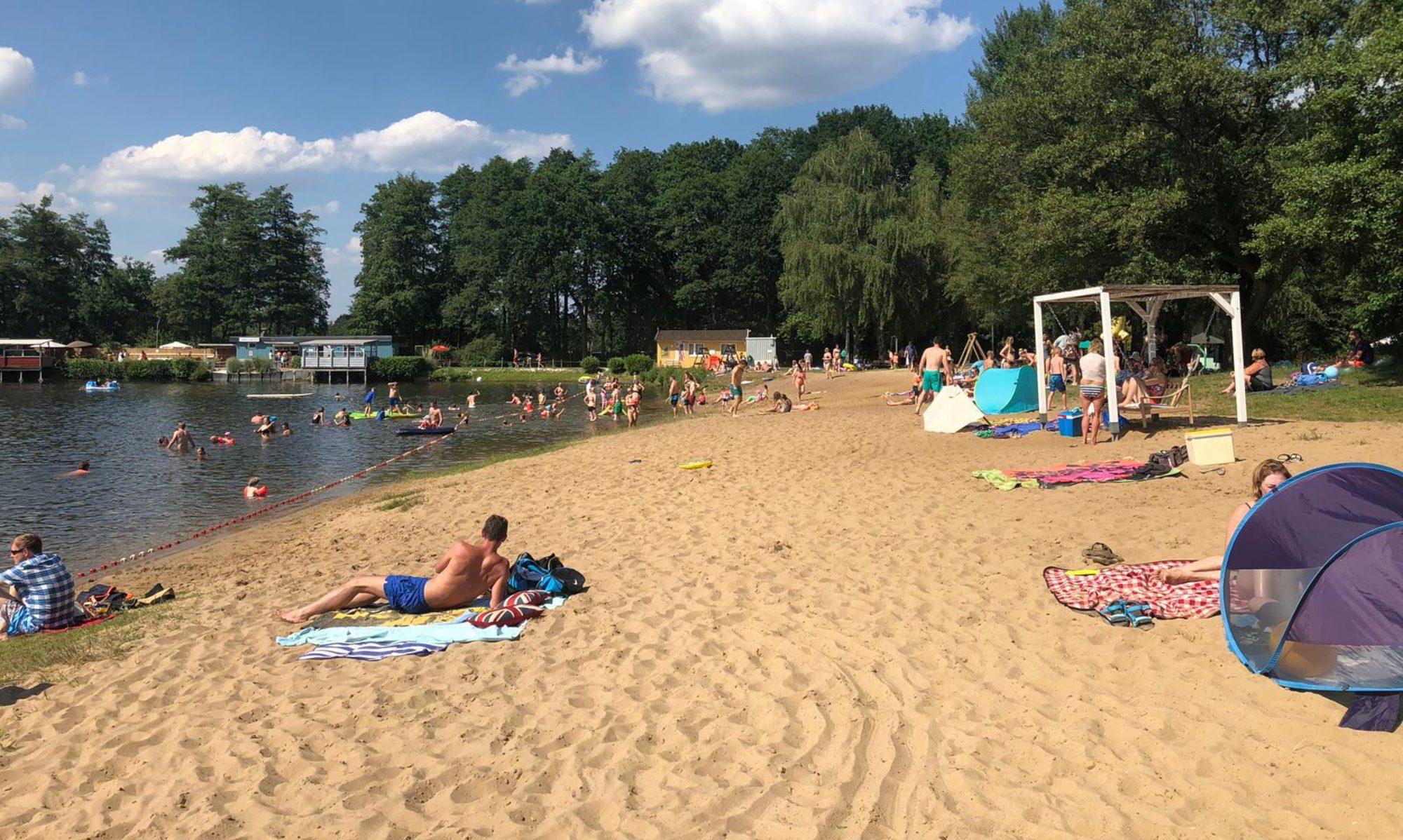 Natels-Heidesee in Bissendorf-Wietze